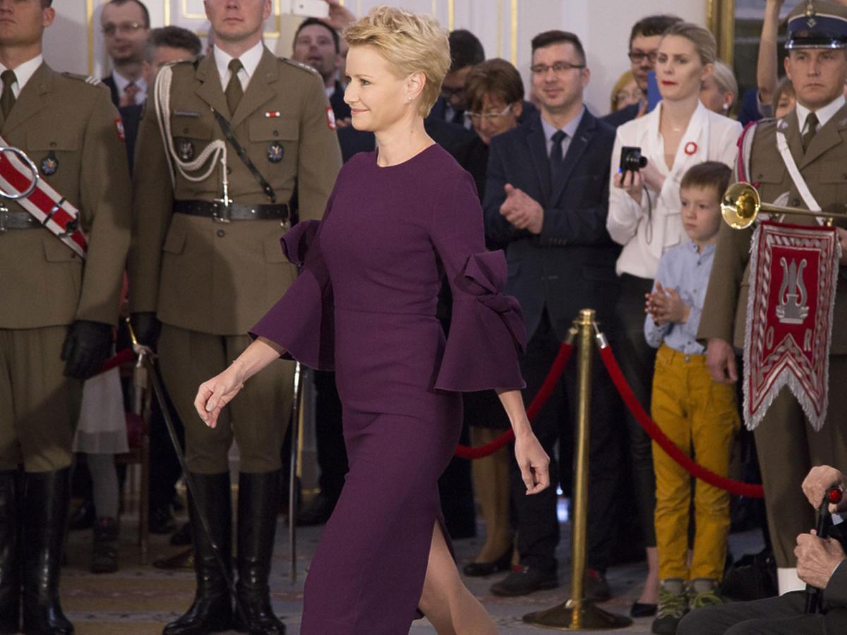 Małgorzata Kożuchowska pokazała syna