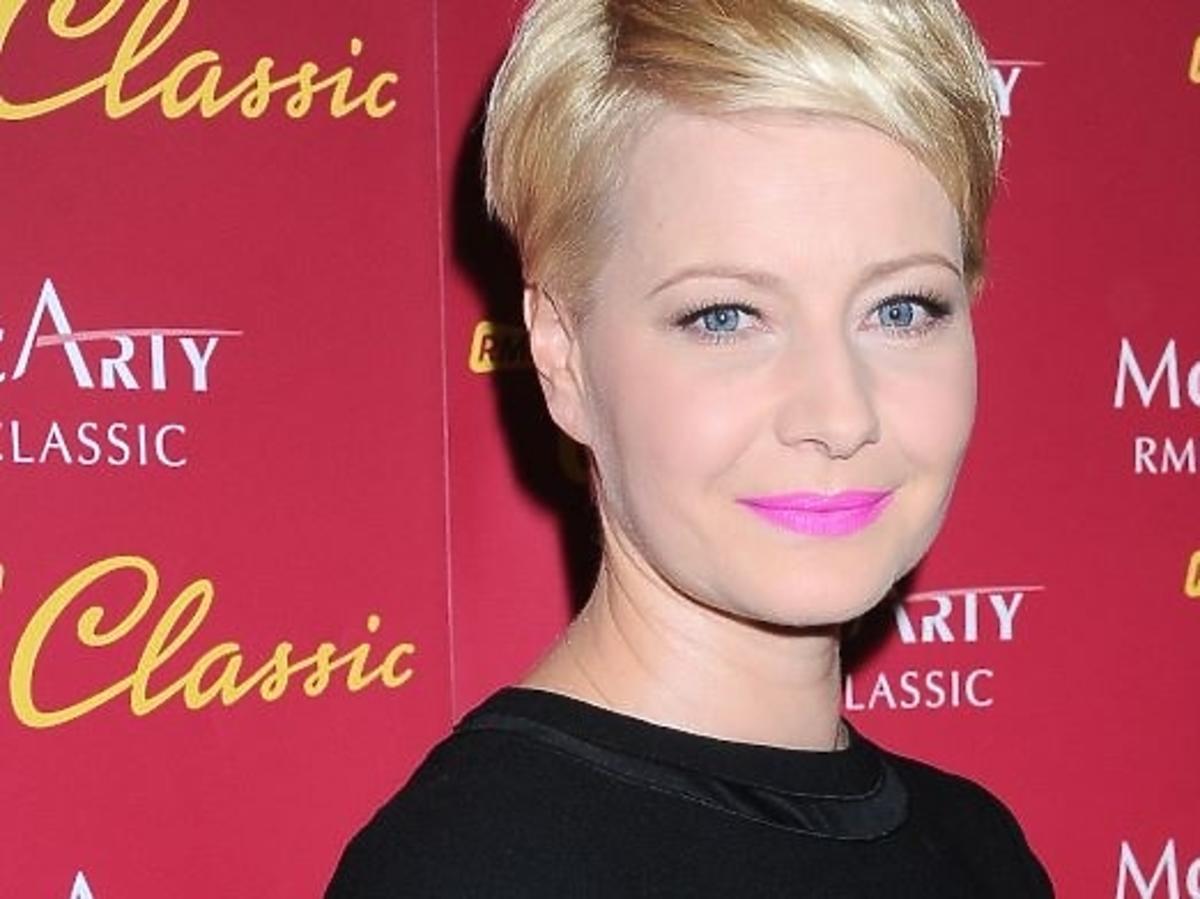 Małgorzata Kożuchowska reklamuje kosmetyki Kolastyna