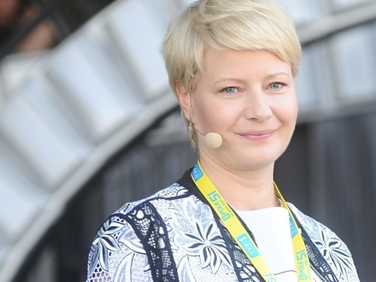 Małgorzata Kożuchowska spotkała się z fanami