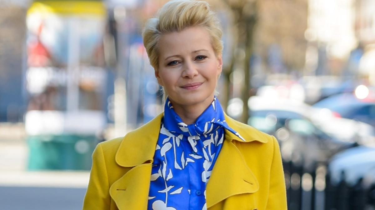 Małgorzata Kożuchowska świętuje 1 urodziny syna