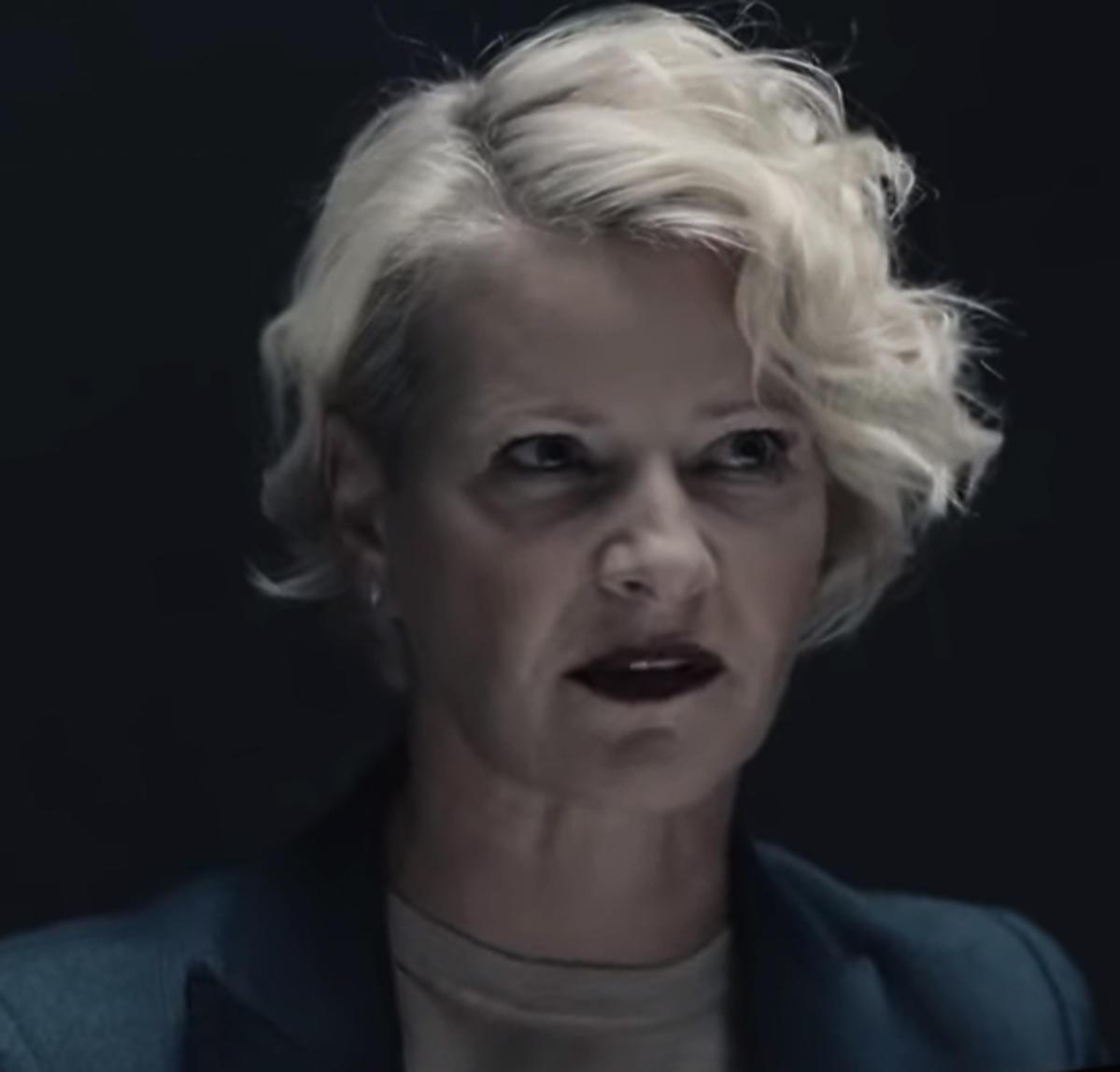 Małgorzata Kożuchowska w filmie