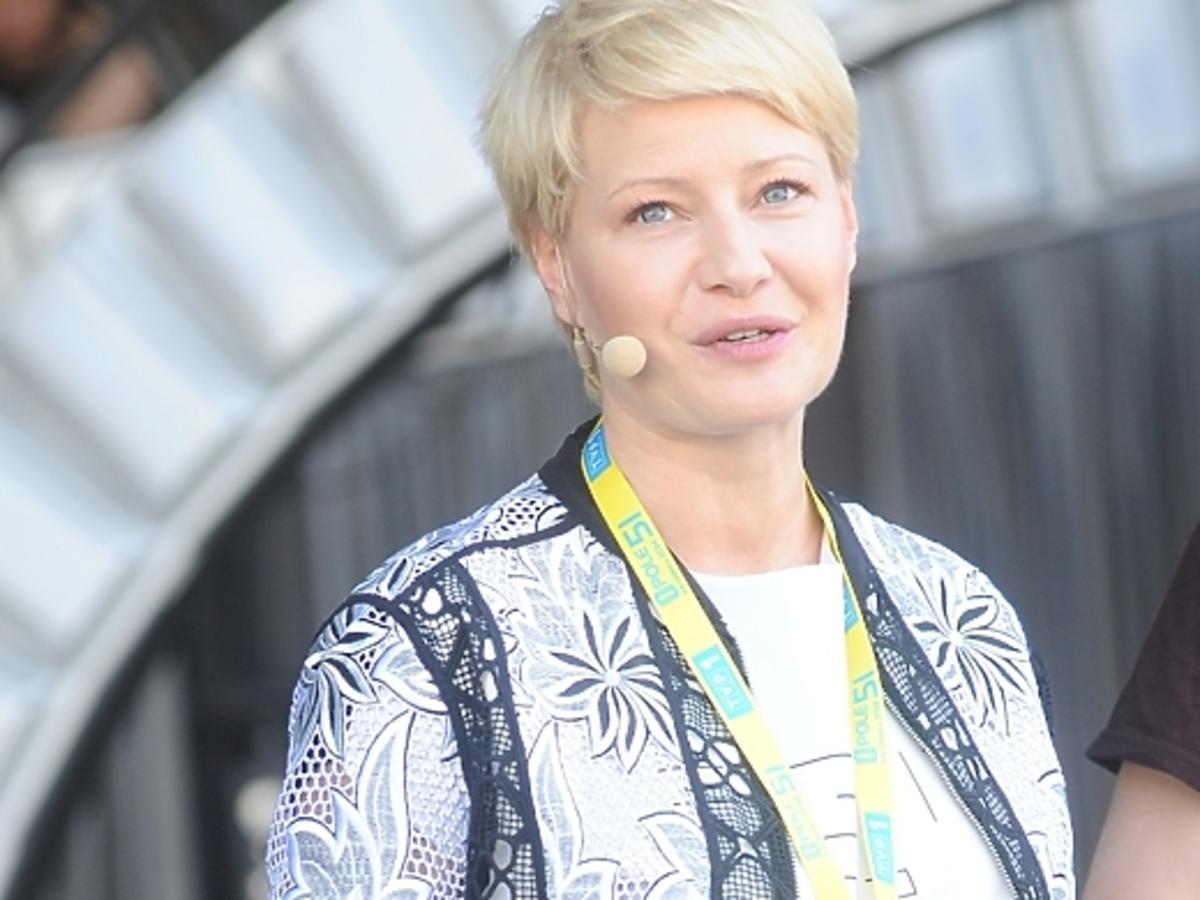 Małgorzata Kożuchowska w szpitalu