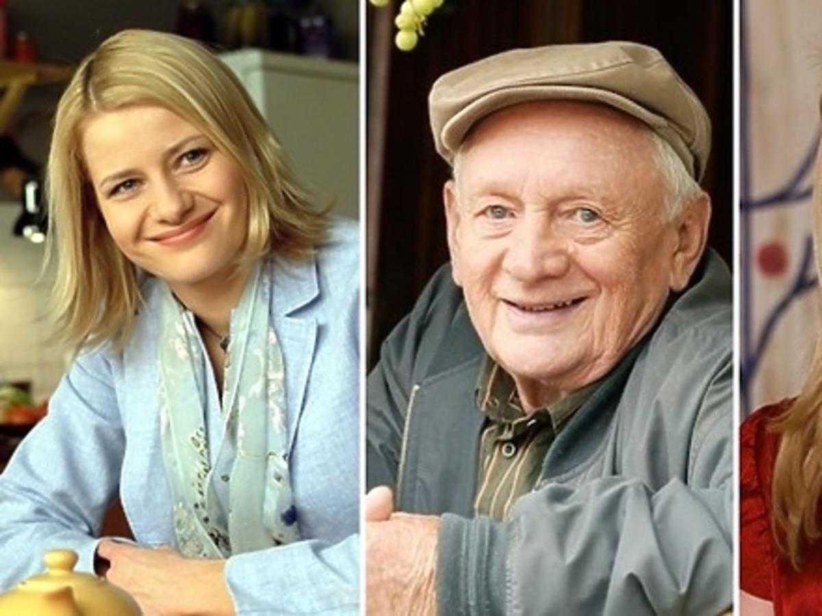 Małgorzata Kożuchowska, Witold Pyrkosz, Magdalena Strużyńska, Jan Wieczorkowski