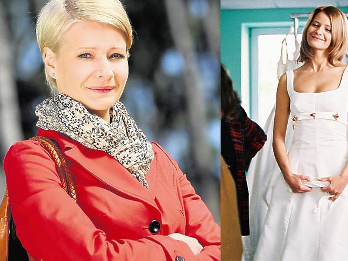 """Małgorzata Kożuchowska wraca do """"M jak miłość""""?"""