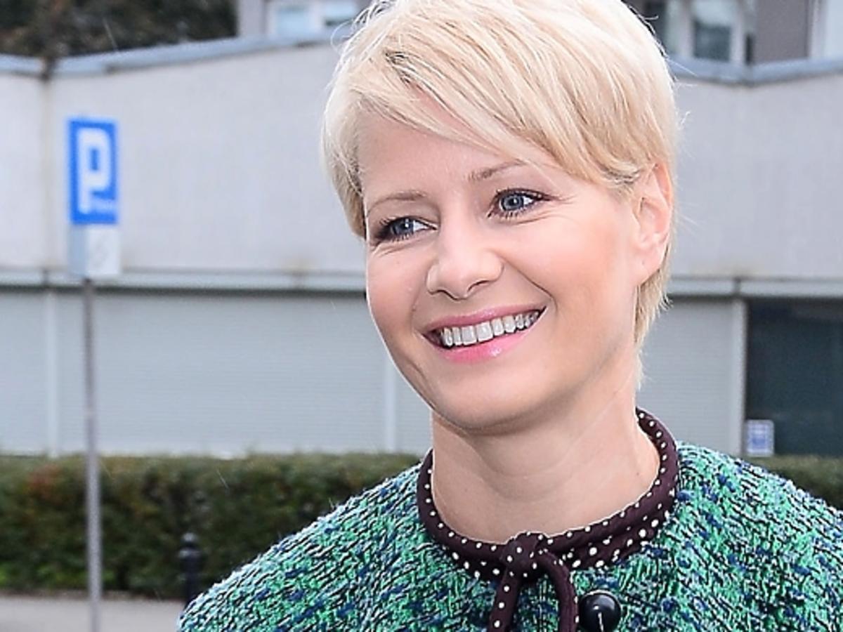 Małgorzata Kożuchowska wybrała matkę chrzestną