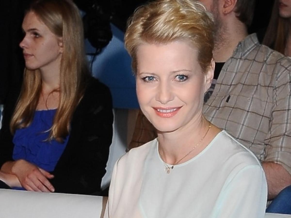 Małgorzata Kożuchowska zabierze synka na plan serialu