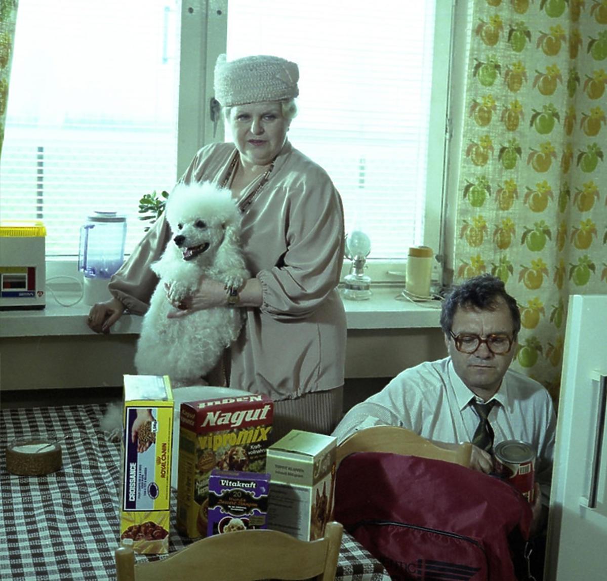 Małgorzata Lorentowicz, historia życia babci Wolańskiej z filmu