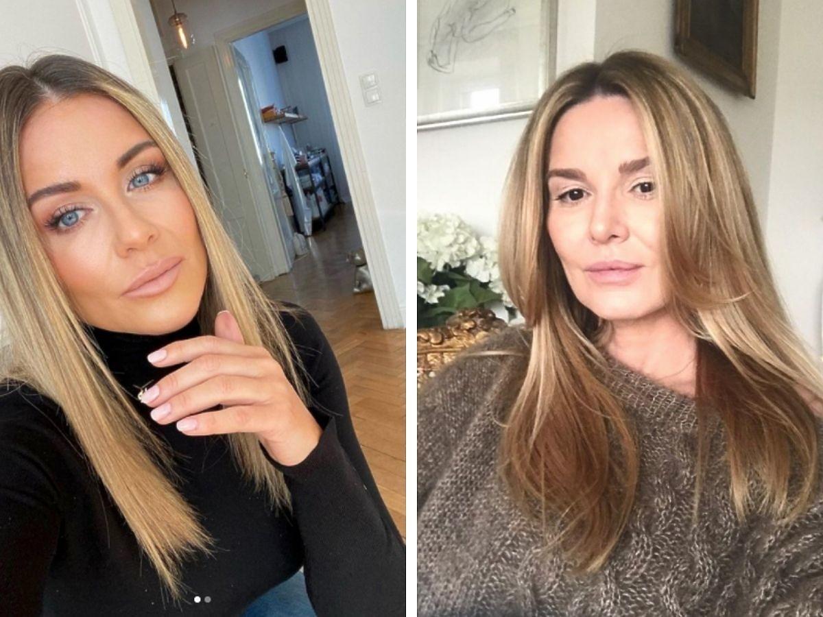 Małgorzata Rozenek i Hanna Lis