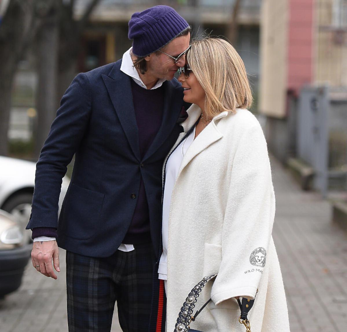 Małgorzata Rozenek i Radosław Majdan kupują wyprawkę dla dziecka