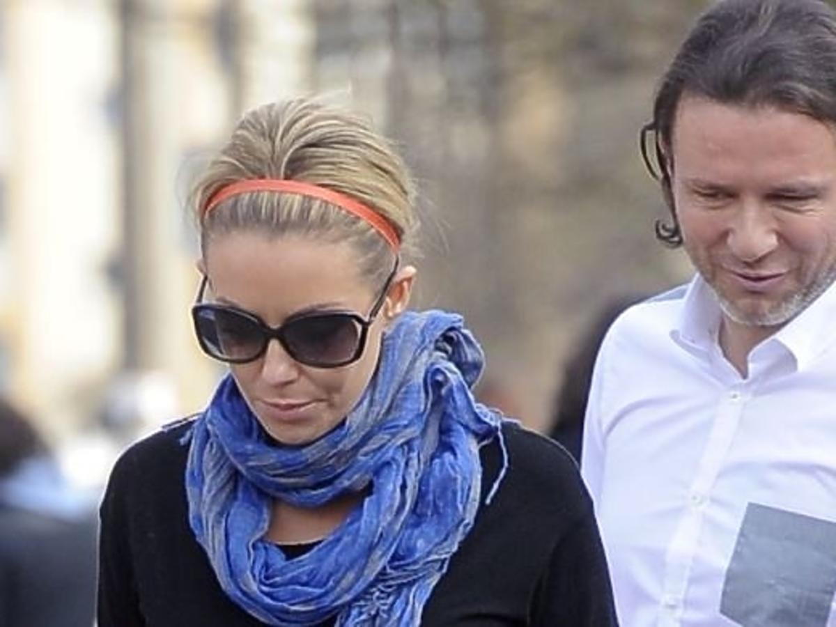 Małgorzata Rozenek i Radosław Majdan na zakupach z dziećmi
