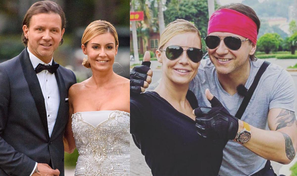 Małgorzata Rozenek i Radosław Majdan organizują drugie wesele