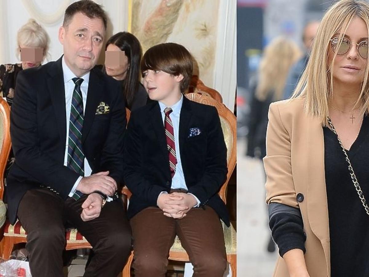 Małgorzata Rozenek komentuje wyjście syna na pokaz mody