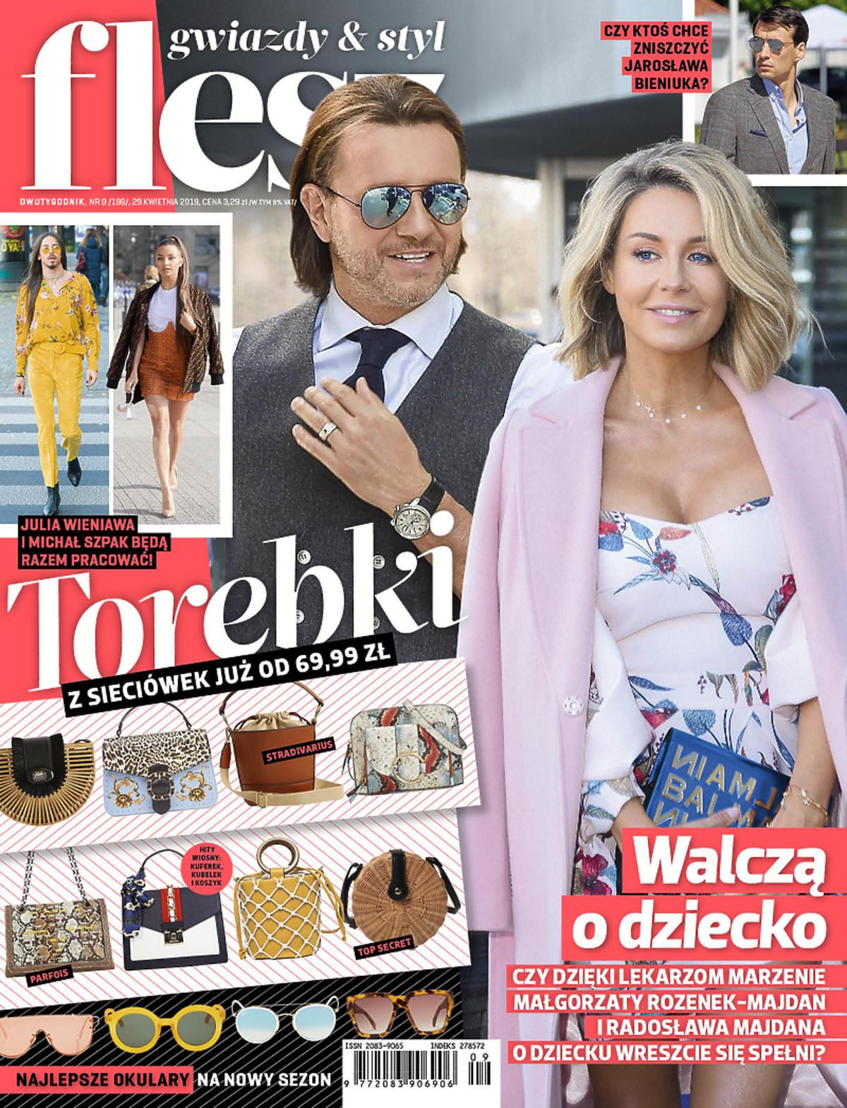 Małgorzata Rozenek-Majdan i Radosław Majdan starają się o dziecko? Nowy