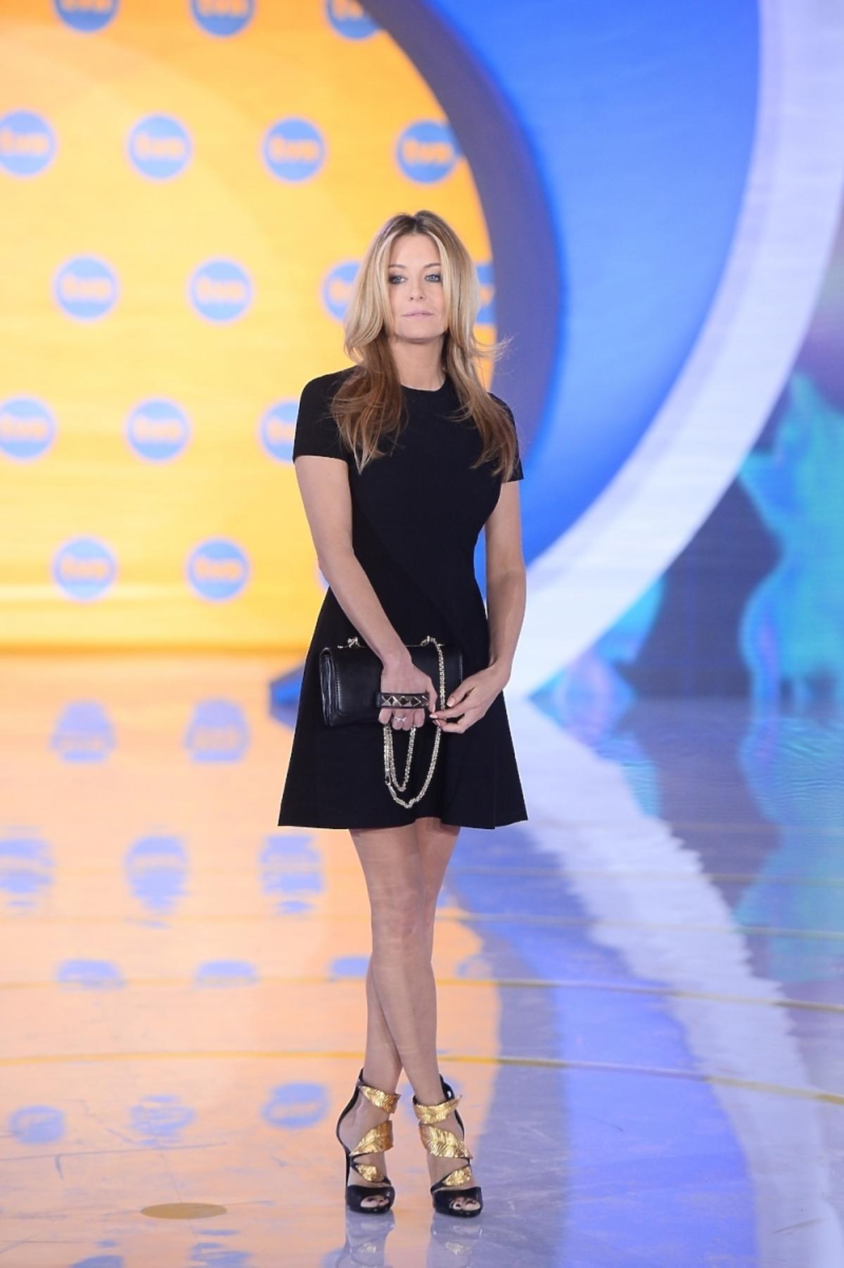 Małgorzata Rozenek na wiosennej ramówce TVN 2015