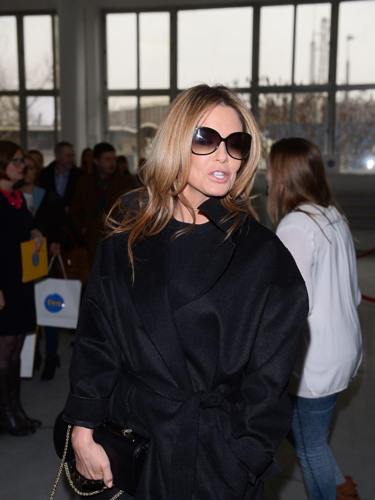 Małgorzata Rozenek na wiosennej ramówce TVN