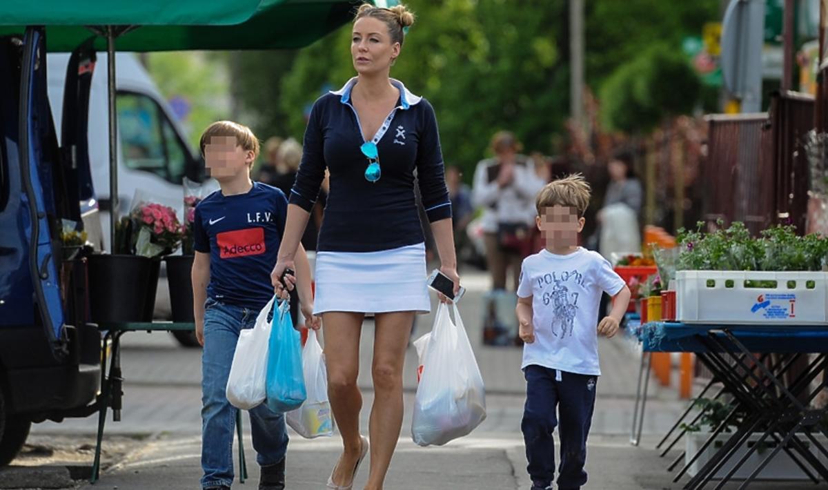 Małgorzata Rozenek pochwaliła się talentem syna