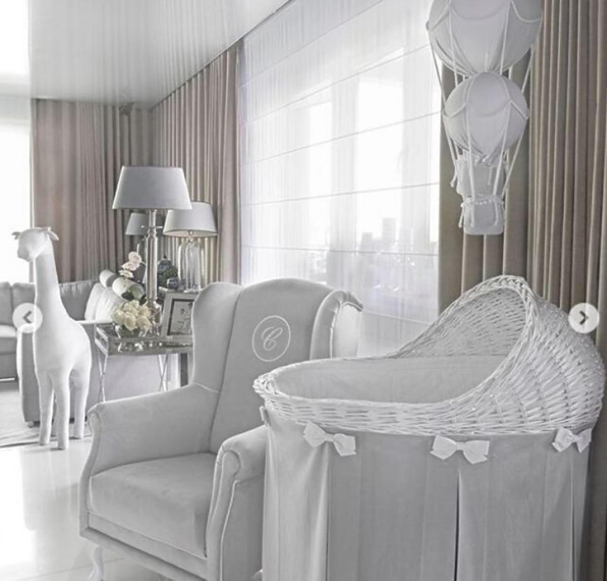 Małgorzata Rozenek pokazała pokój syna