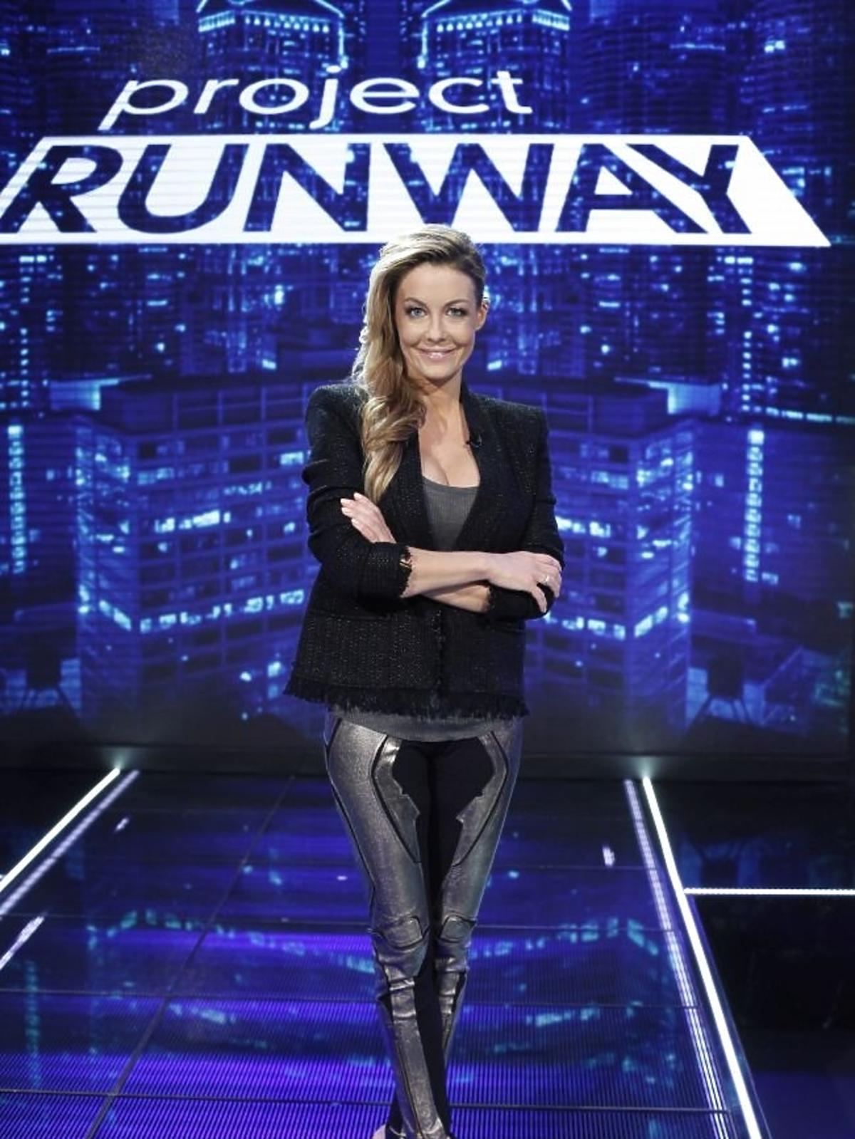 Małgorzata Rozenek w Project Runway