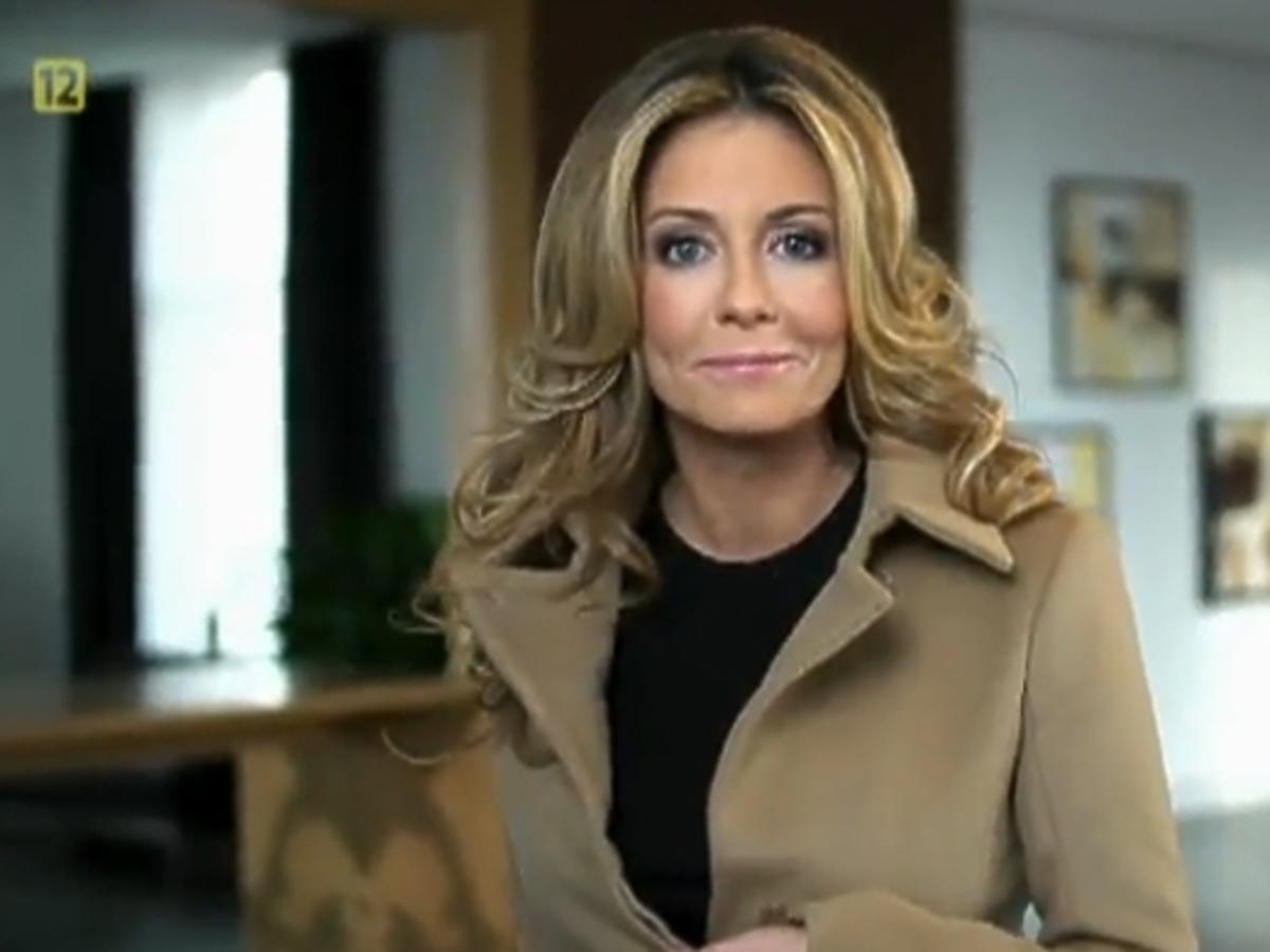 Małgorzata Rozenek w spocie nowego programu