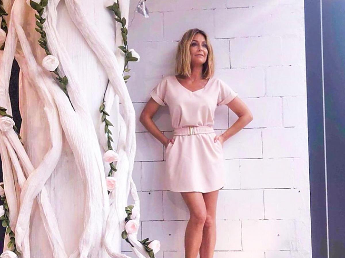 Małgorzata Rozenek w sukience Mosquito