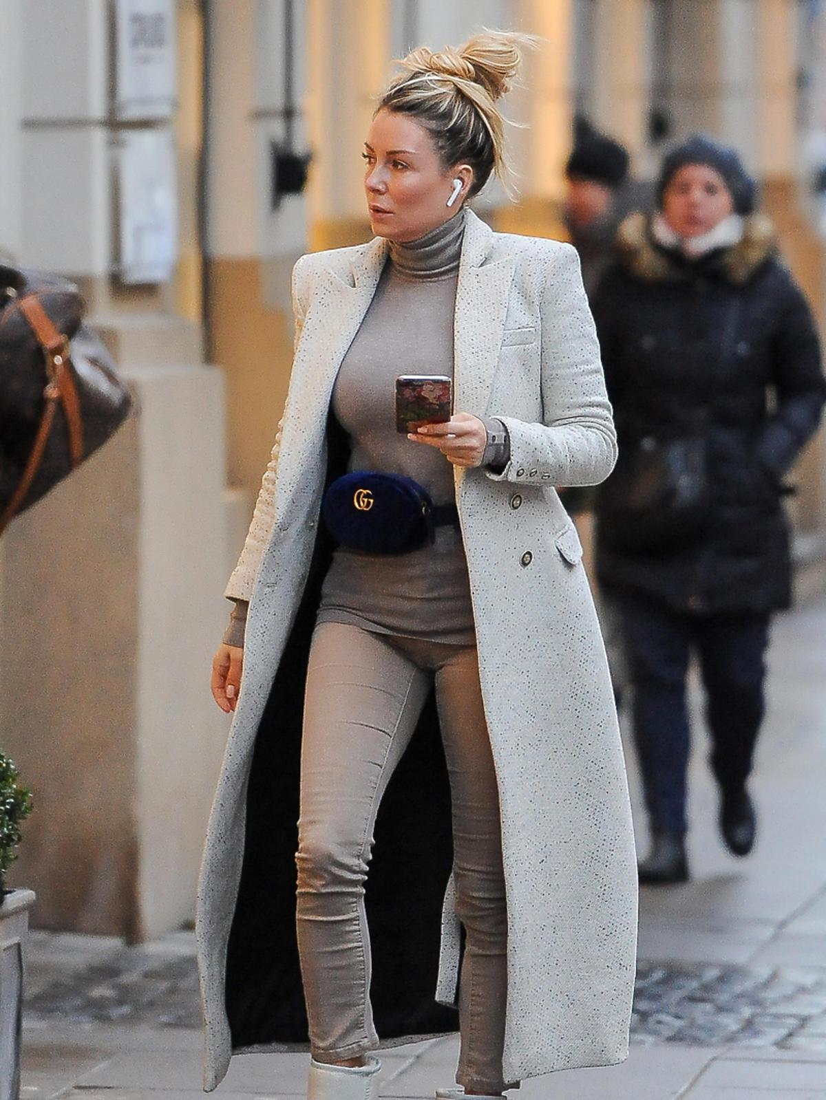 Małgorzata Rozenek z nerką Gucci