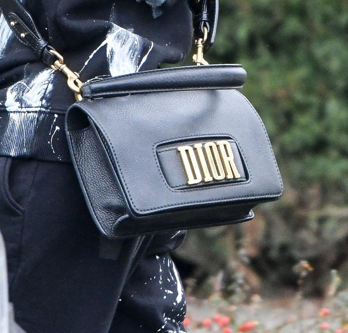 Małgorzata Rozenek z torebka Dior za 11 tys zł