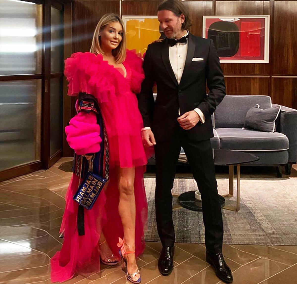 Małgorzata Rozenek zachwyca na balu w Nowym Jorku! Gwiazda zdecydowała się na odważną kreację