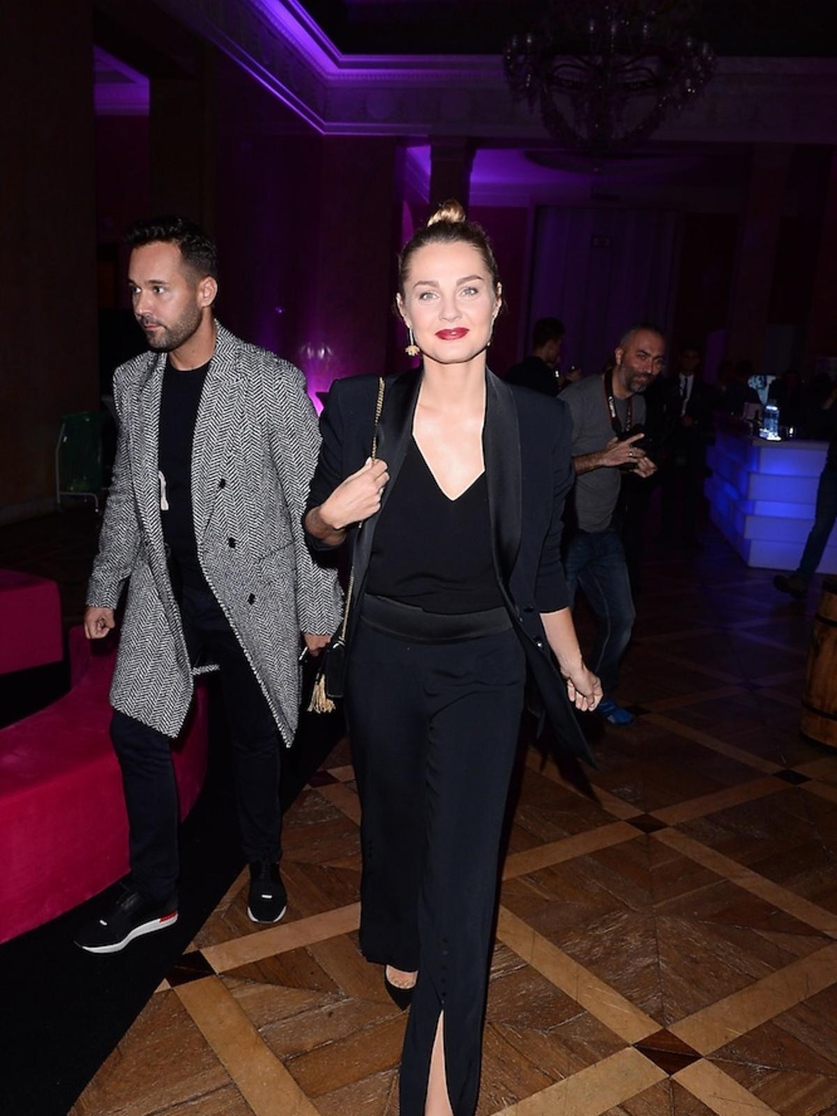 Małgorzata Socha na Nagrody Fashion Magazine 2017