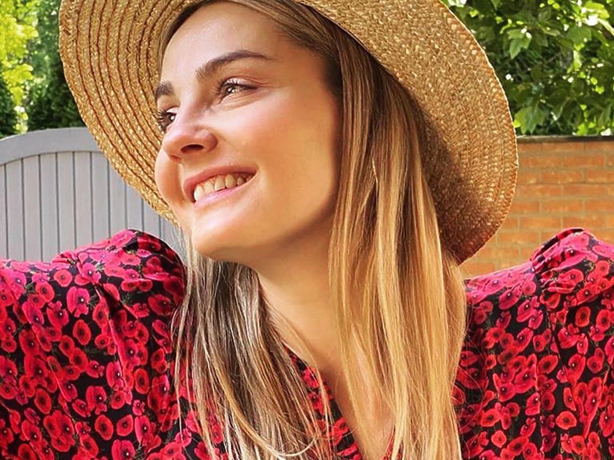 Małgorzata Socha w idealnej sukience na lato