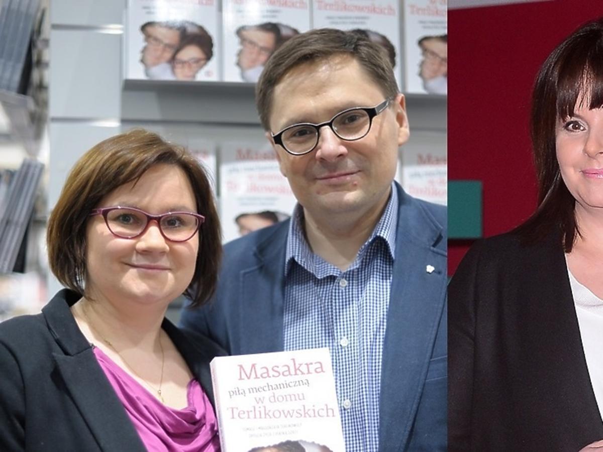 Małgorzata Terlikowska, Tomasz Terlikowski, Karolina Korwin Piotrowska