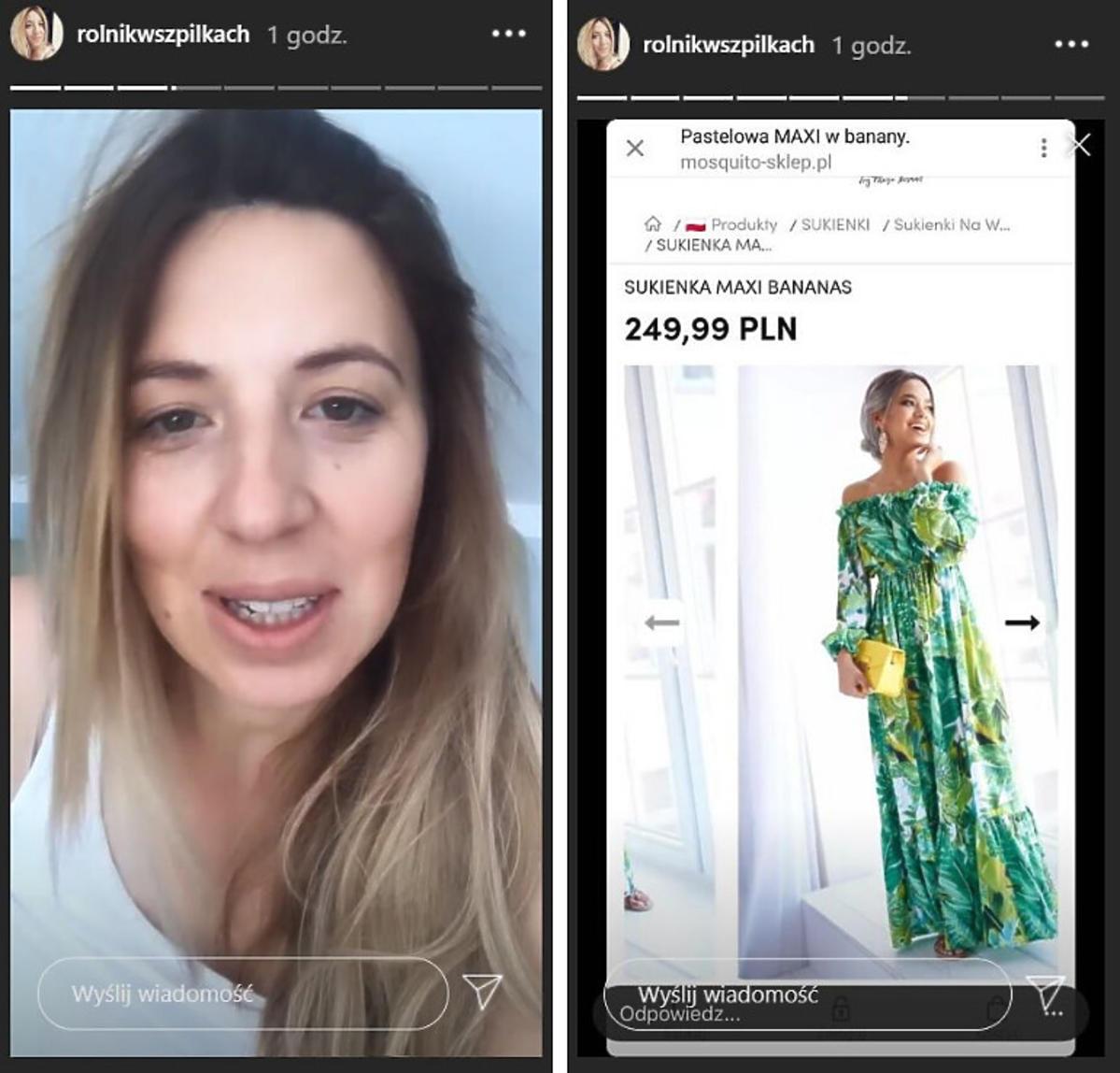 Małgosia Borysewicz pokazała, jaką suknię wybrała na wesele