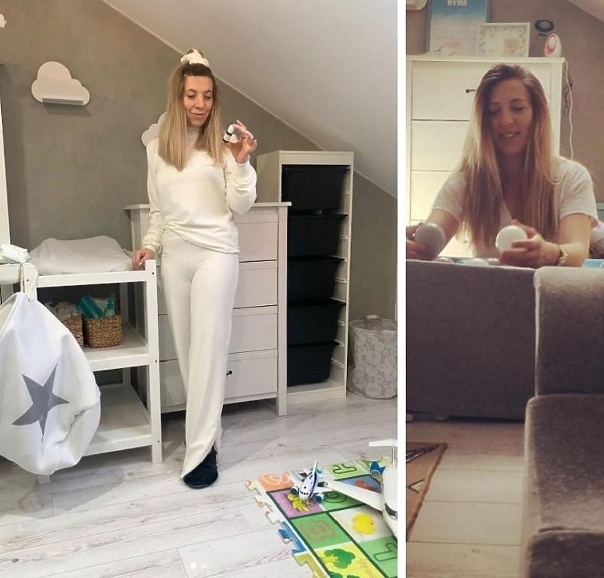 Małgosia Borysewicz z Rolnik szuka żony pokazała pokój dzieci