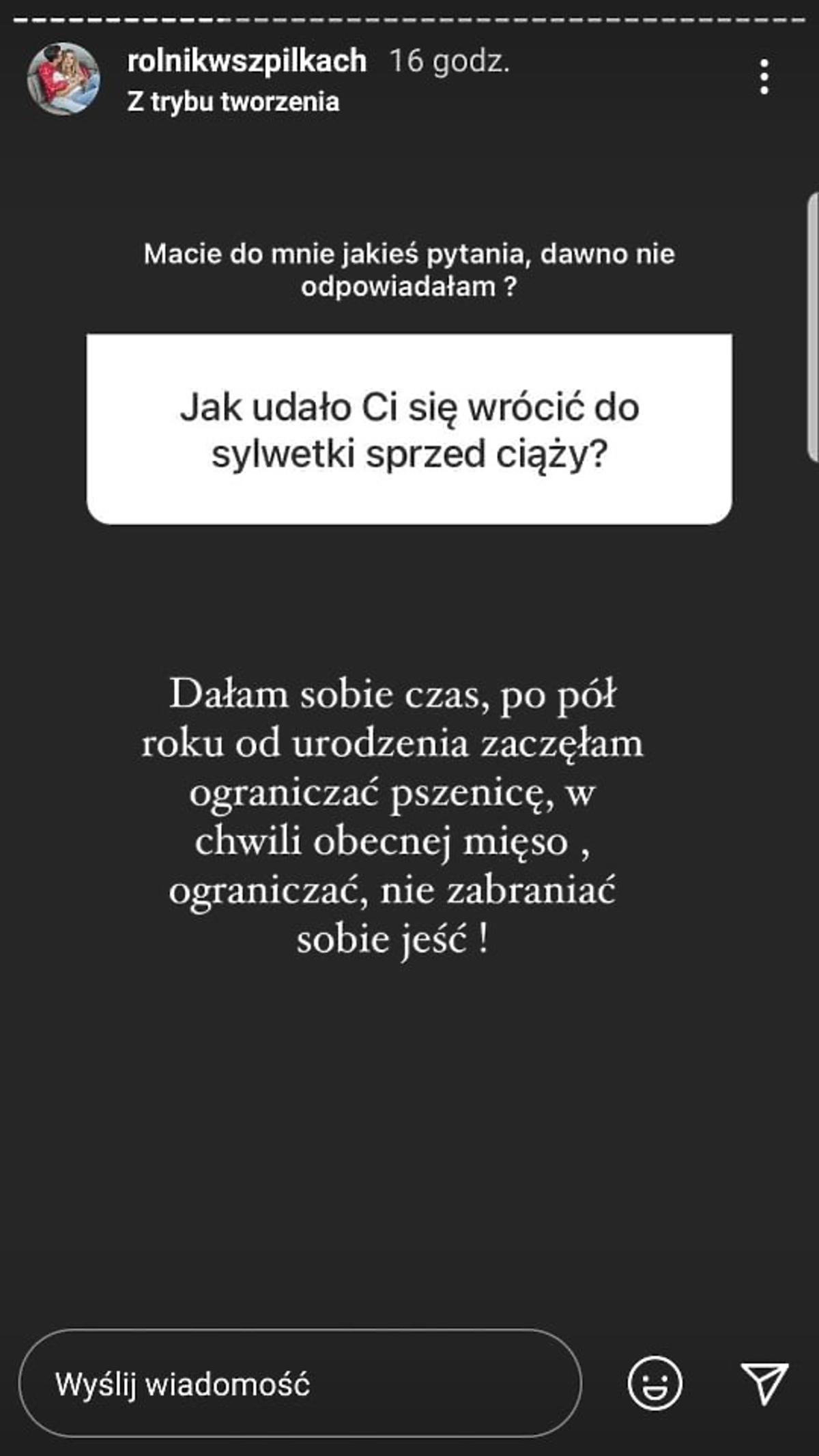 Małgosia Borysewicz z
