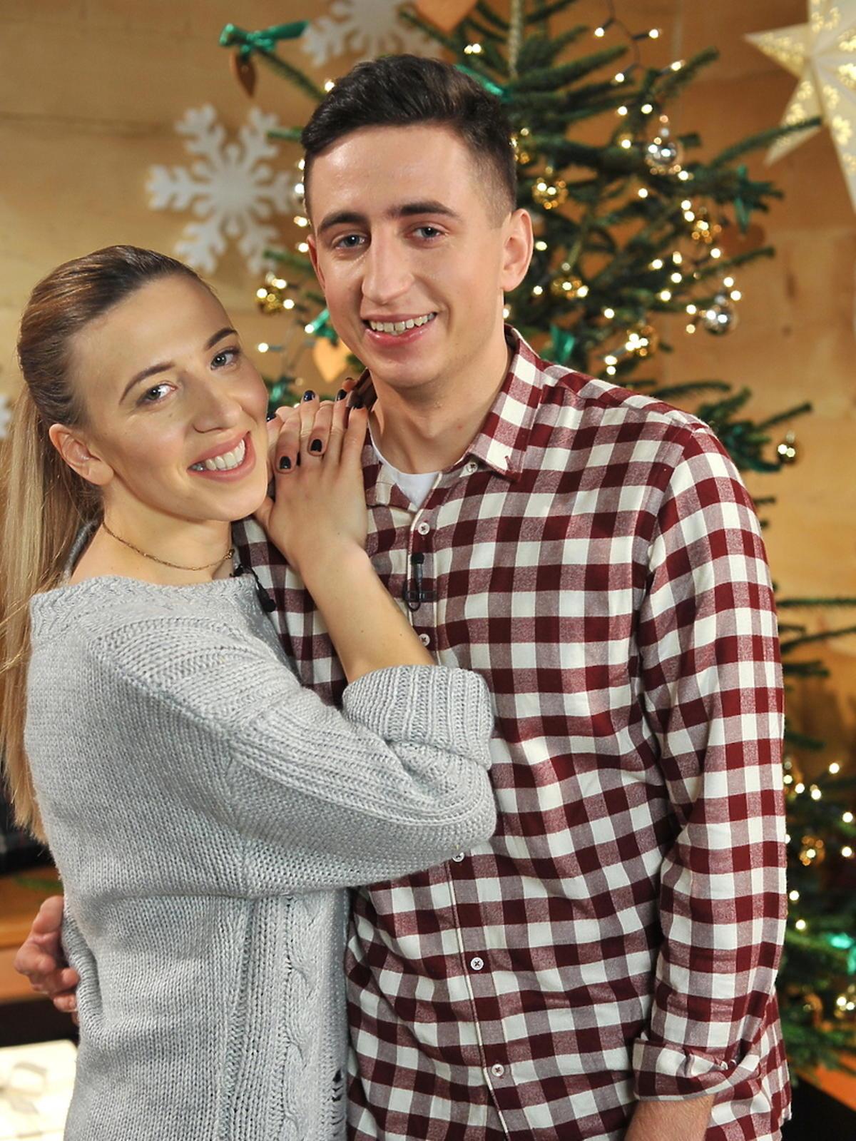Małgosia i Paweł w świątecznym odcinku Rolnik szuka żony