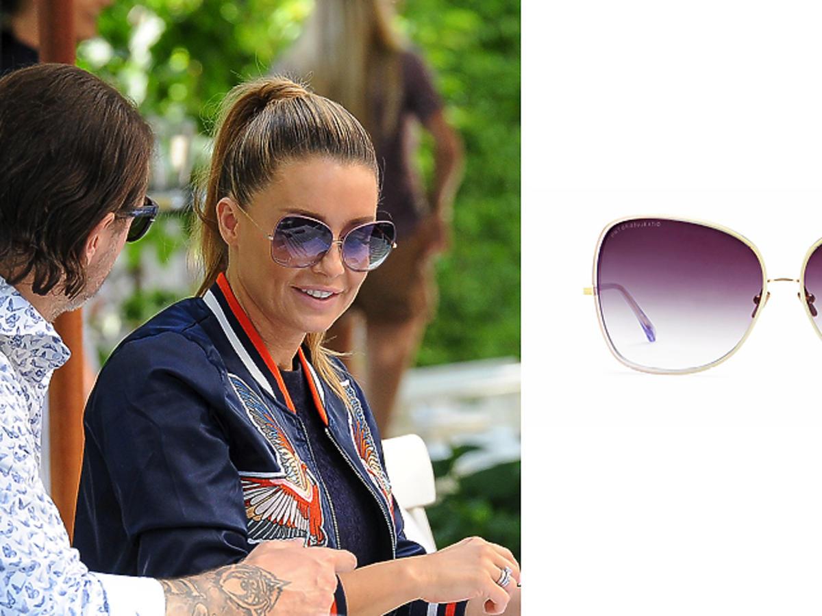 Małgosia Rozenek w okularach Bluebird-two Dita, 1 845 zł