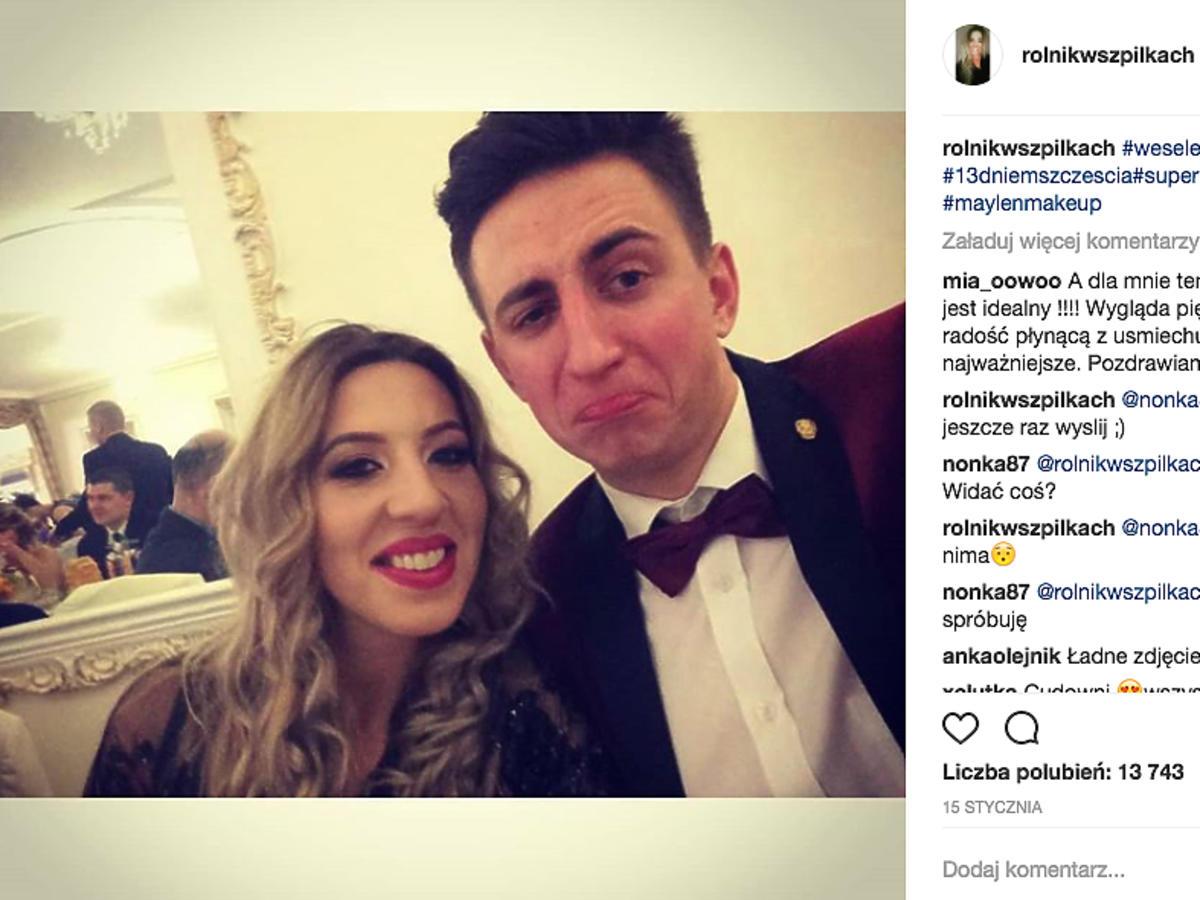 Małgosia z Rolnik szuka żony rozjaśniła włosy!