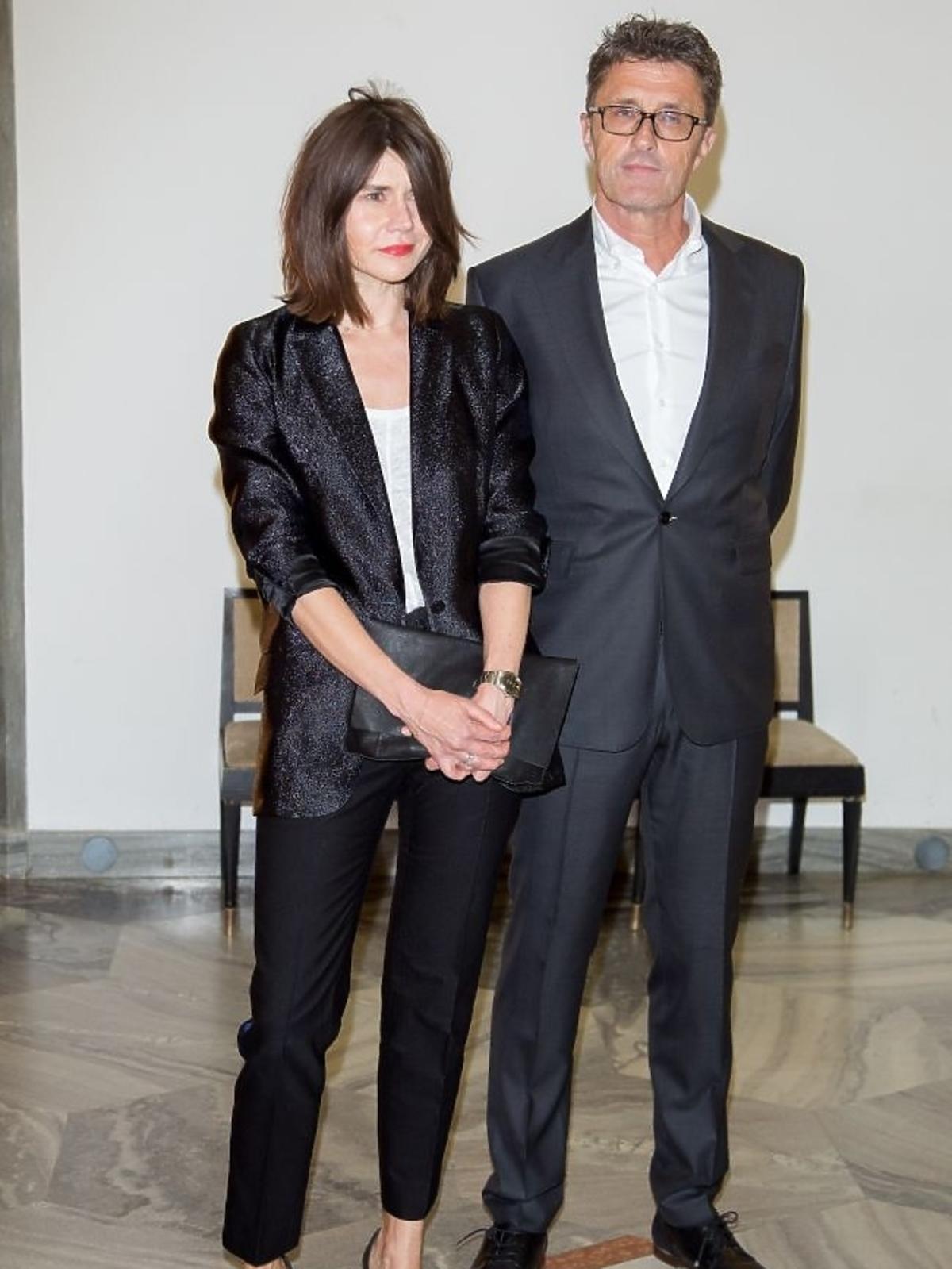 Małgośka Szumowska i Paweł Pawlikowski na 10-leciu Polskiego Instytutu Sztuki Filmowej