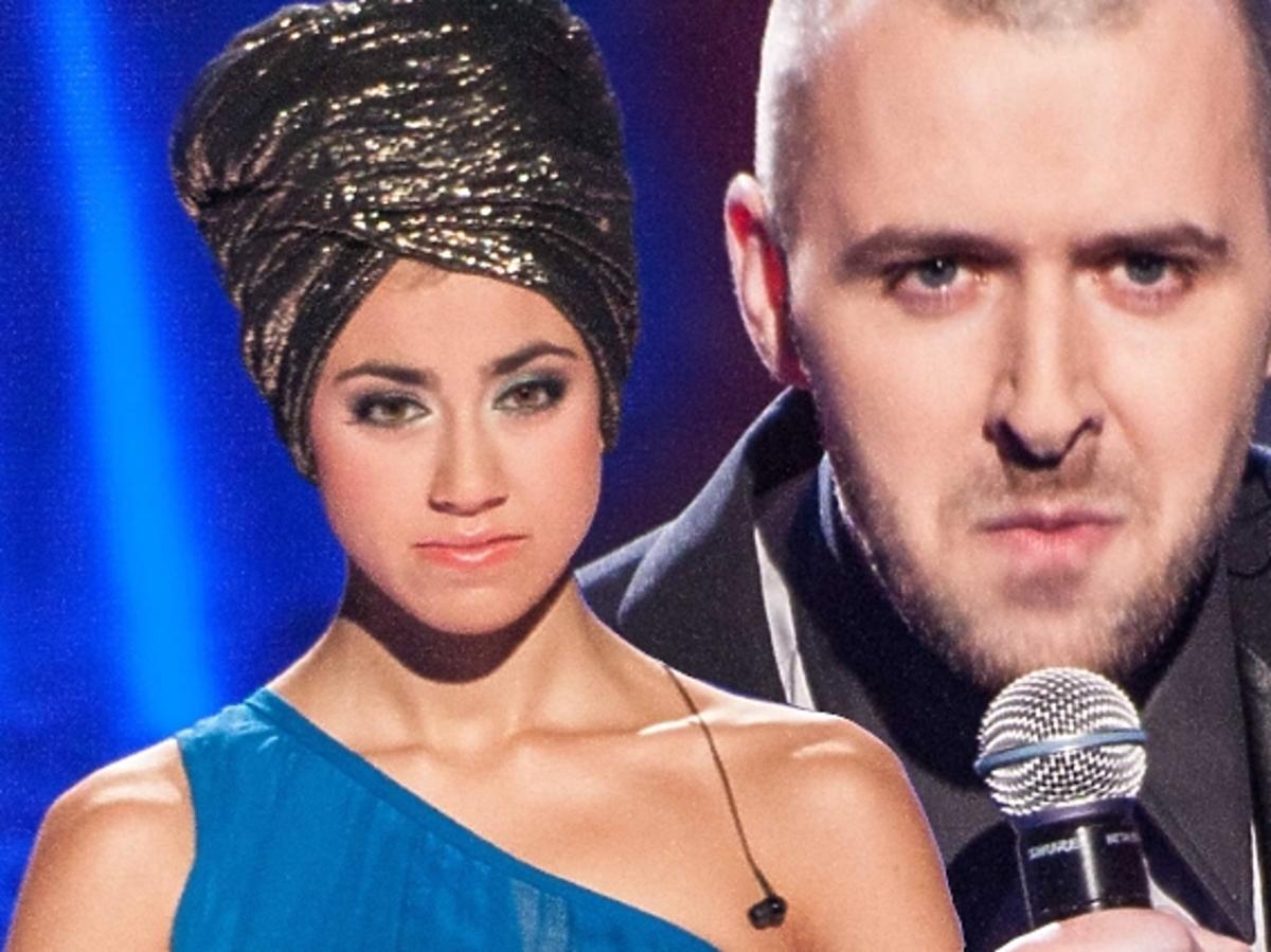 Małżeństwo Hyży. Maja i Grzegorz Hyży o rywalizacji w X-Factor
