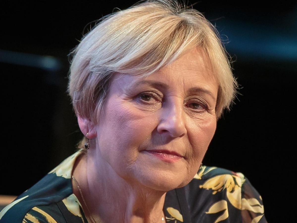 Mama Anny Przybylskiej, Krystyna Przybylska, martwi się o swoje wnuki w związku z aferą wokół Jarosława Bieniuka