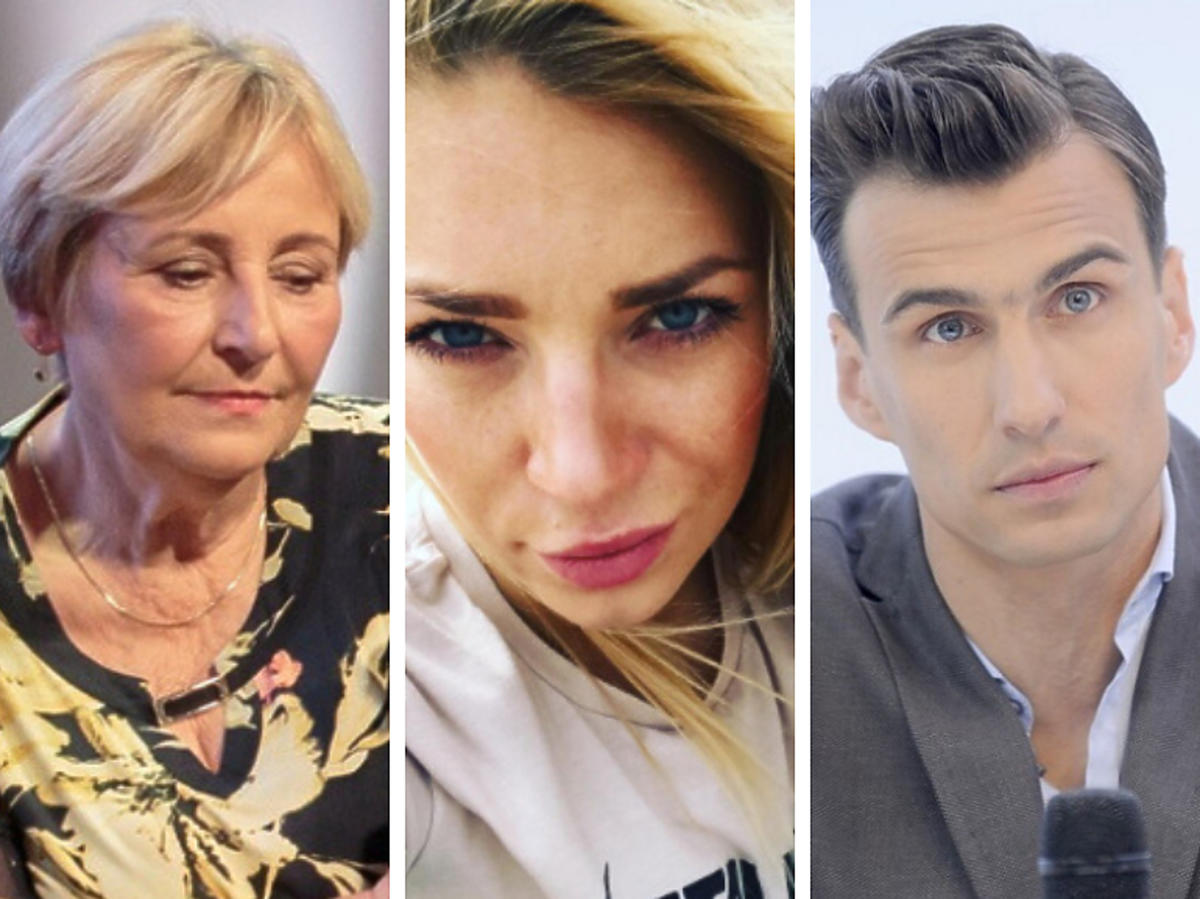 Mama Anny Przybylskiej o ciąży Martyny Gliwińskiej