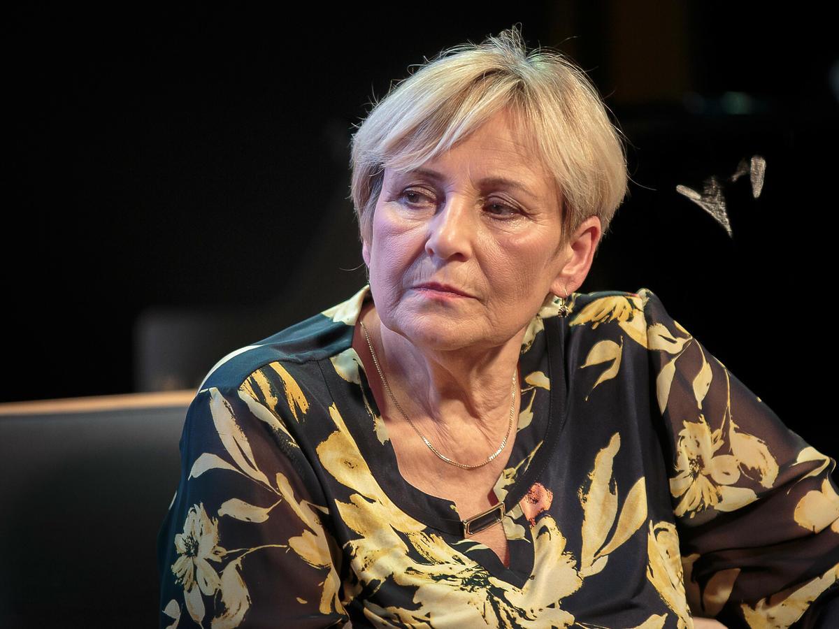 Mama Anny Przybylskiej trafiła do szpitala