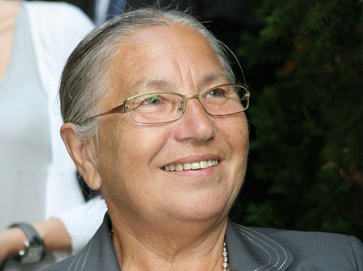 Mama Justyny Steczkowskiej - Danuta