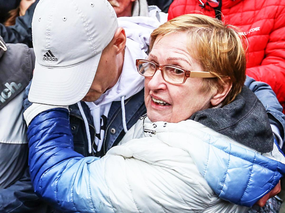Mama Tomasza Komendy, Teresa Klemańska