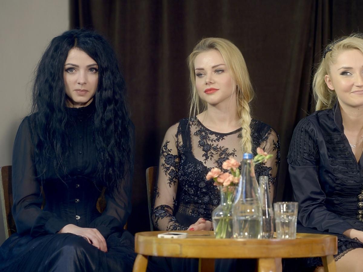 Mamiko, Aleksandra Ciupa i Cleo na premierze teledysku Donatana i Maryli Rodowicz