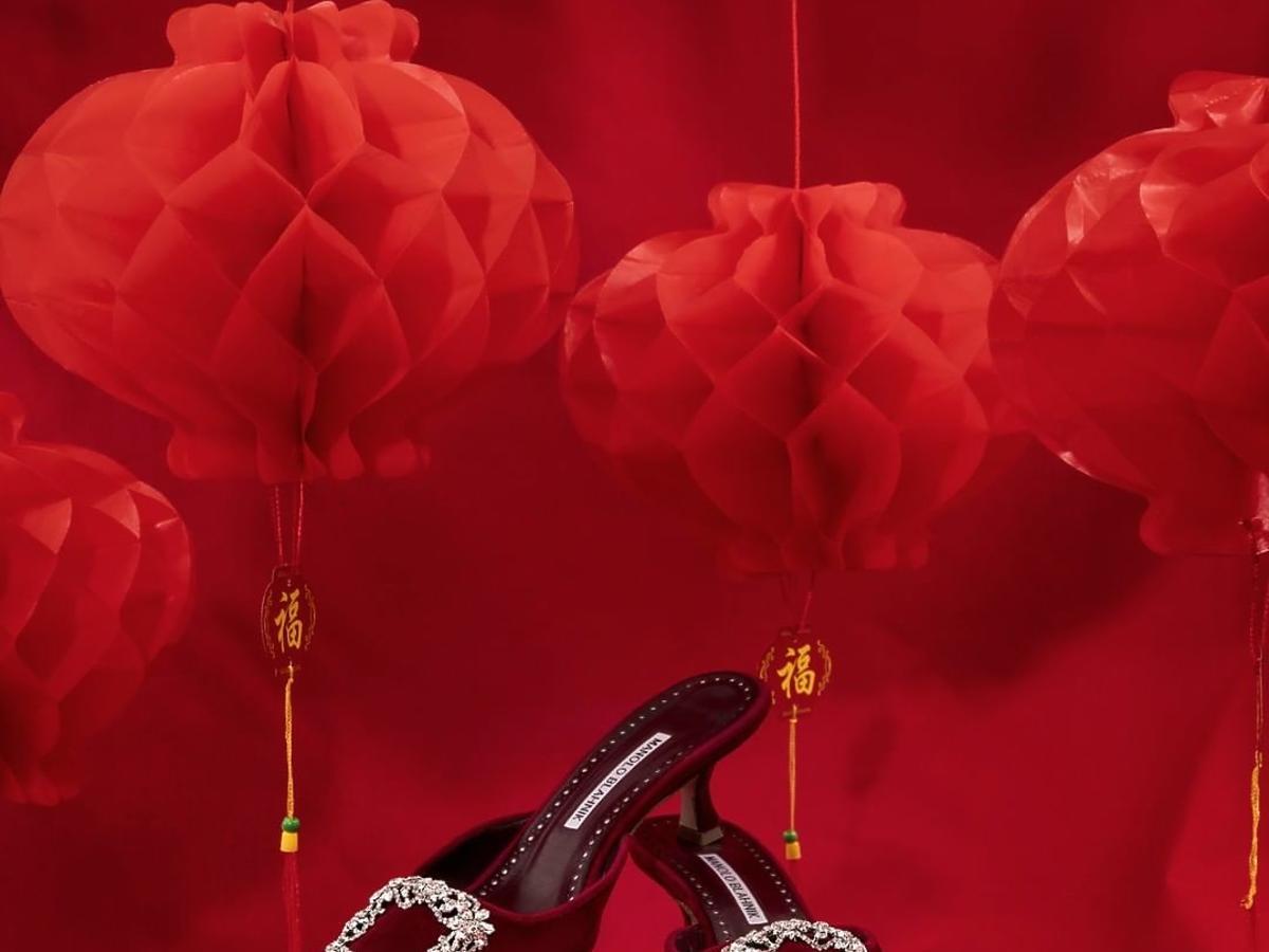 Manolo Blahnik-różowe szpilki
