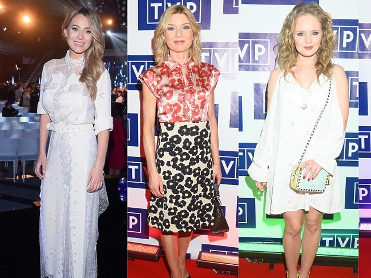 Marcelina Zawadzka, Edyta Olszówka, Olga Kalicka, Julia Wieniawa
