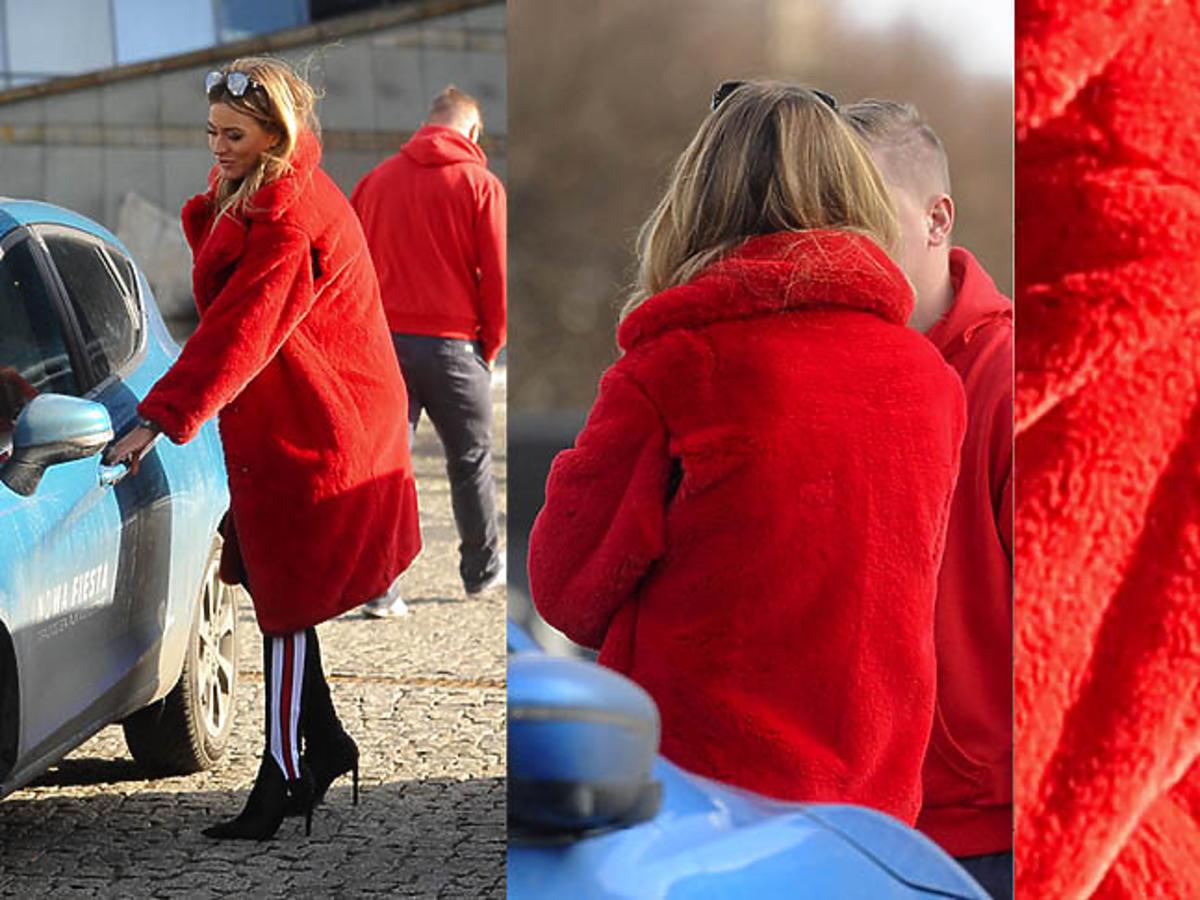 Marcelina Zawadzka ma dziurę w płaszczu