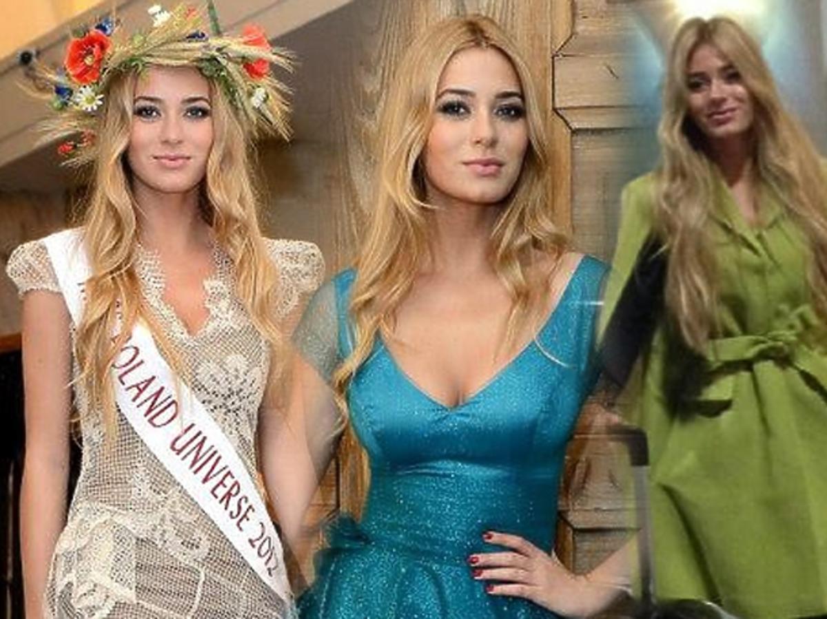 Marcelina Zawadzka Miss Universe