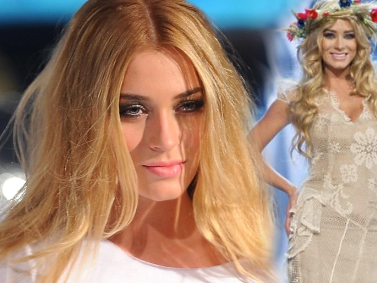 Marcelina Zawadzka przekazała sukienkę z Miss Universe Dla WOŚP