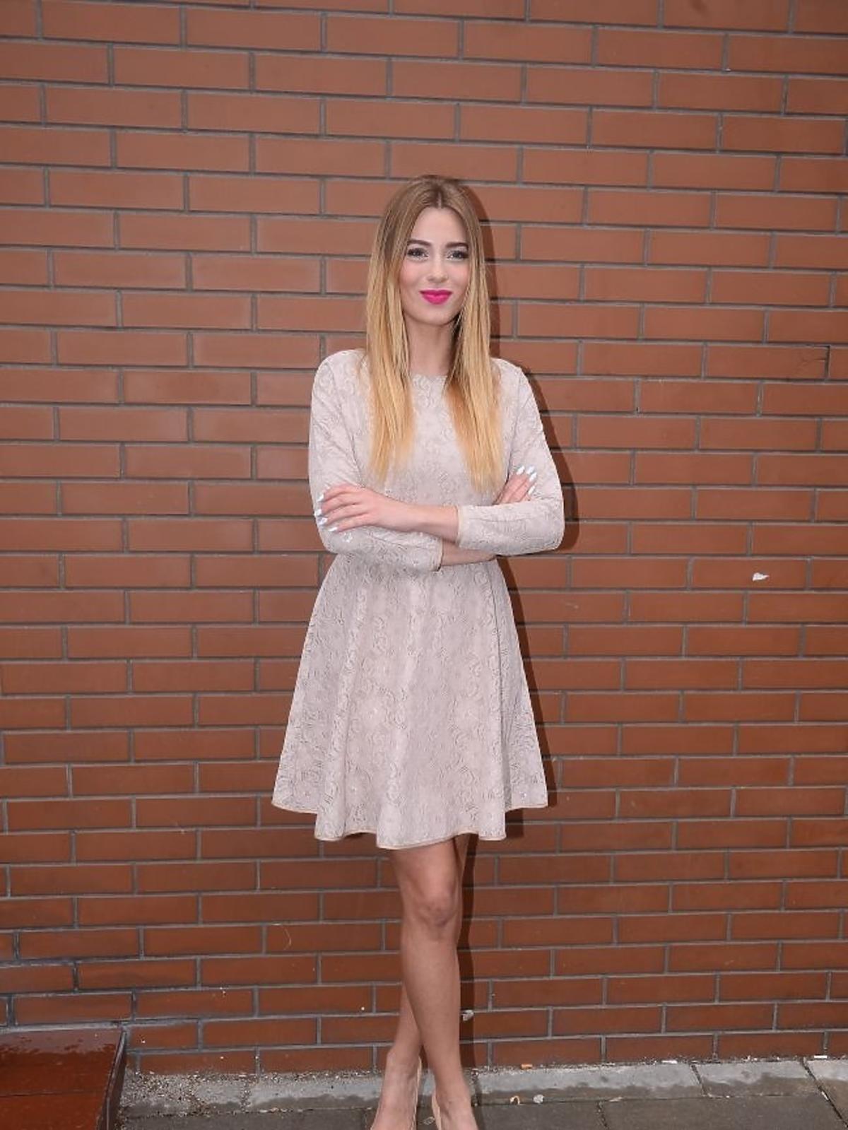 Marcelina Zawadzka w świątecznym wydaniu Familiady